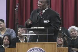 Grand Rapids Sermon