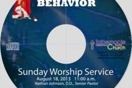 Righteous Behavior