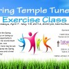 Spring Temple Tune Up