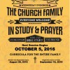 Tabernacle Church in Fellowship, Study, and Prayer