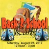 Back 2 School Rally – Uniform/Backpack Collections Open Now!