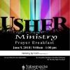 Usher Ministry Prayer Breakfast