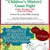 Sunday Church School Christmas Worship
