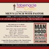 Men's Lunch with Pastor