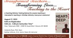 Teaching Ministry Training Retreat