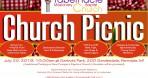 Church Picnic at Garbutt Park