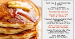 Faith, Hope, & Love Optimist Club Annual Pancake Breakfast
