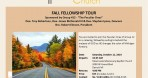 Fall Fellowship Tour