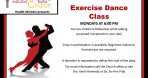 Health Ministry presents Exercise Dance Class