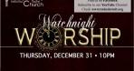 Watch Night Worship