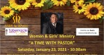 """A Time with Pastor"""