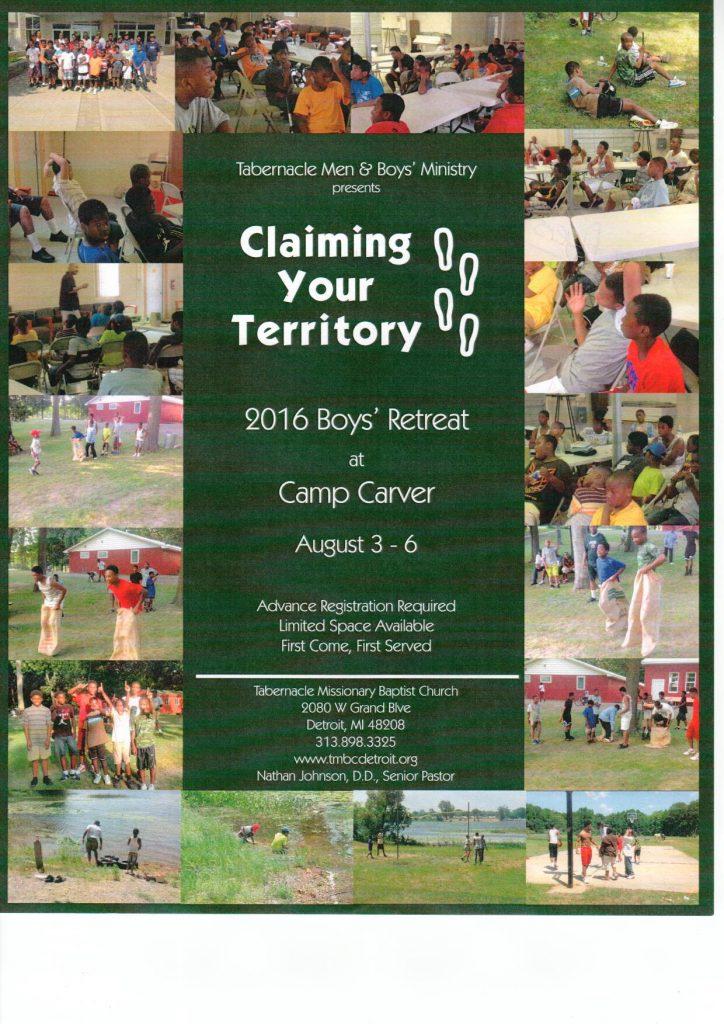 Boys Retreat 2016