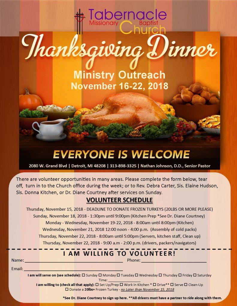 thanksgiving tabernacle bible fellowship